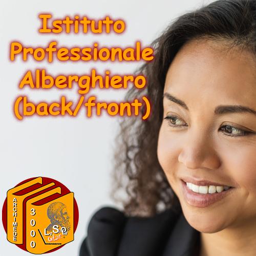 Diploma Alberghiero Back e Front Office