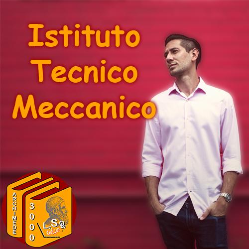 Diploma Meccanica e Meccatronica