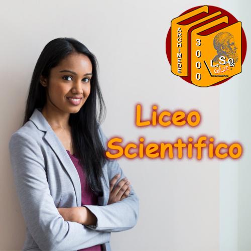 Diploma Liceo Scientifico