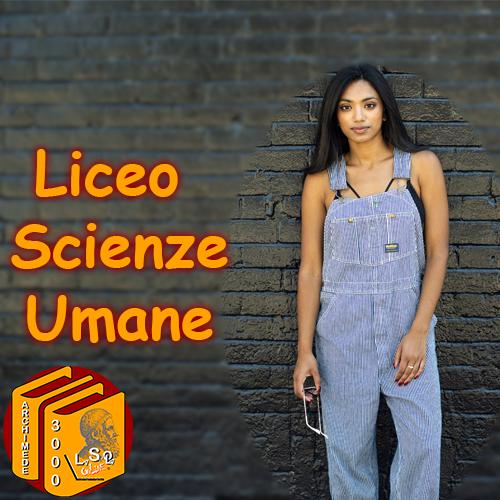 Diploma Liceo Scienze Umane